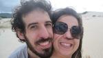 Renato e Carol Pastene